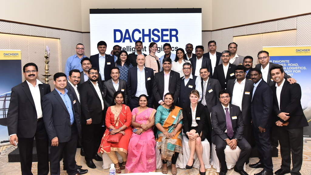 DACHSER Supply Chain Forum in South of India