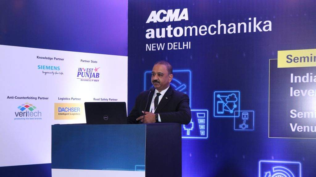 DACHSER at ACMA Automechanika seminar in Delhi
